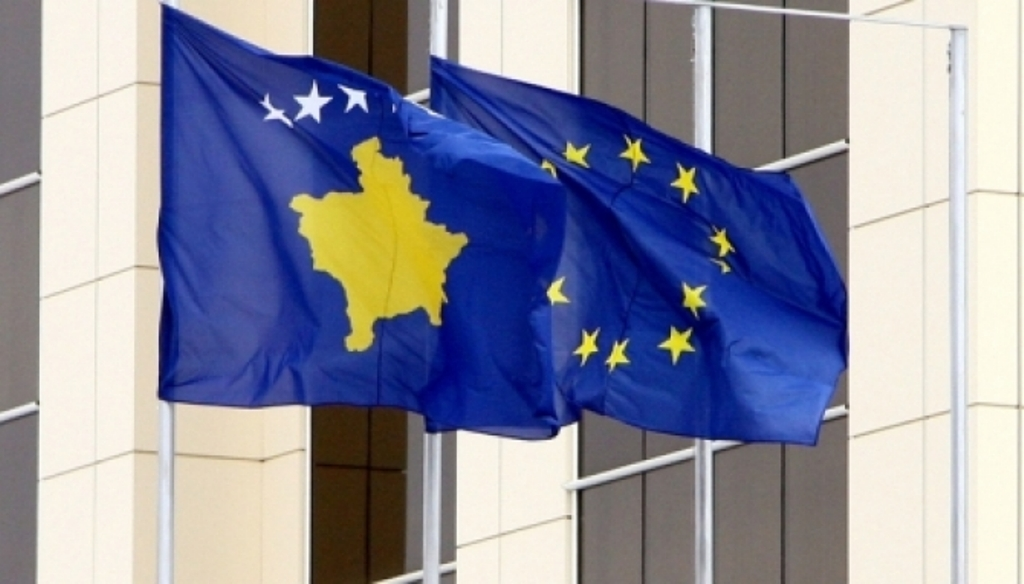 Economy is a key issue in Kosovo's EU path