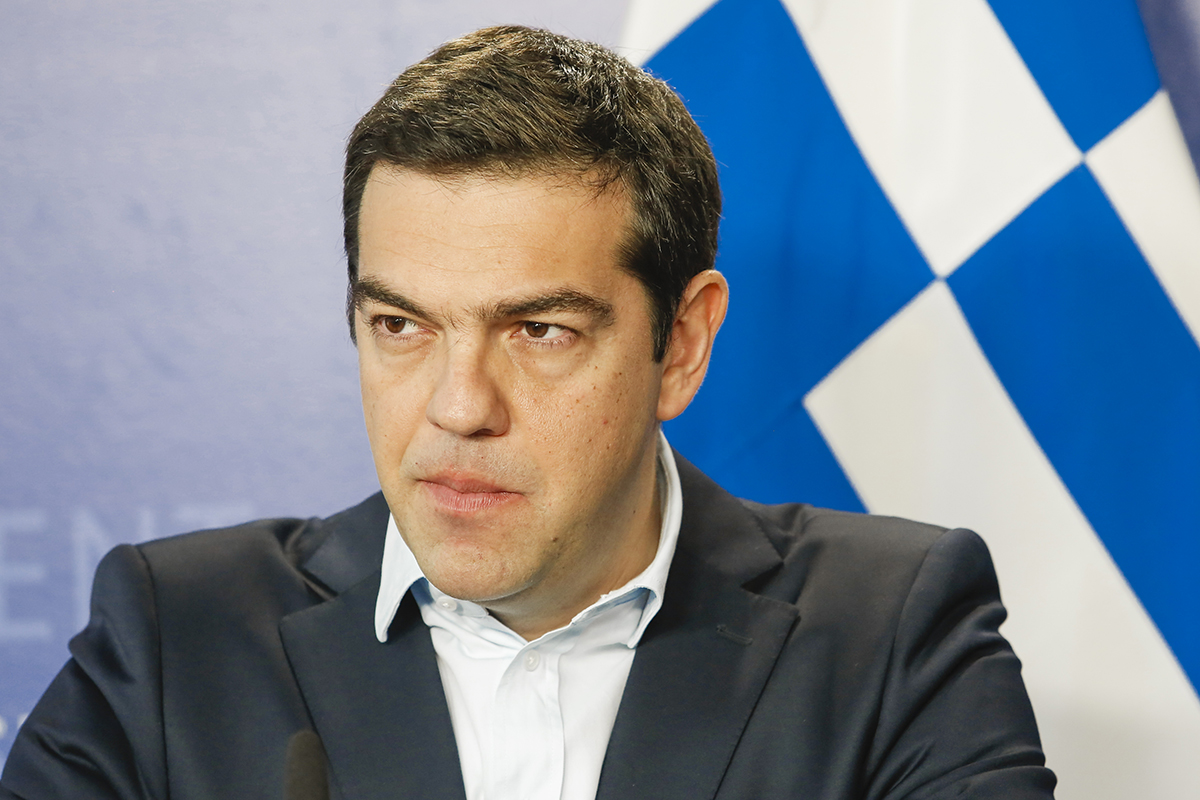 Tsipras will meet officials from China and Australia