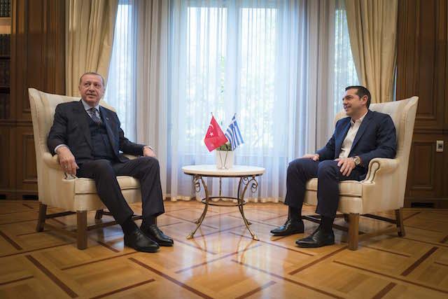 Erdogan visit sparks political disagreement between ruling & opposition parties
