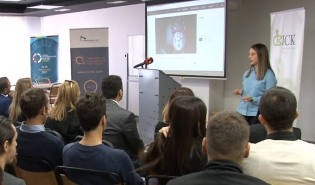 Platform for new businesses launched in Kosovo