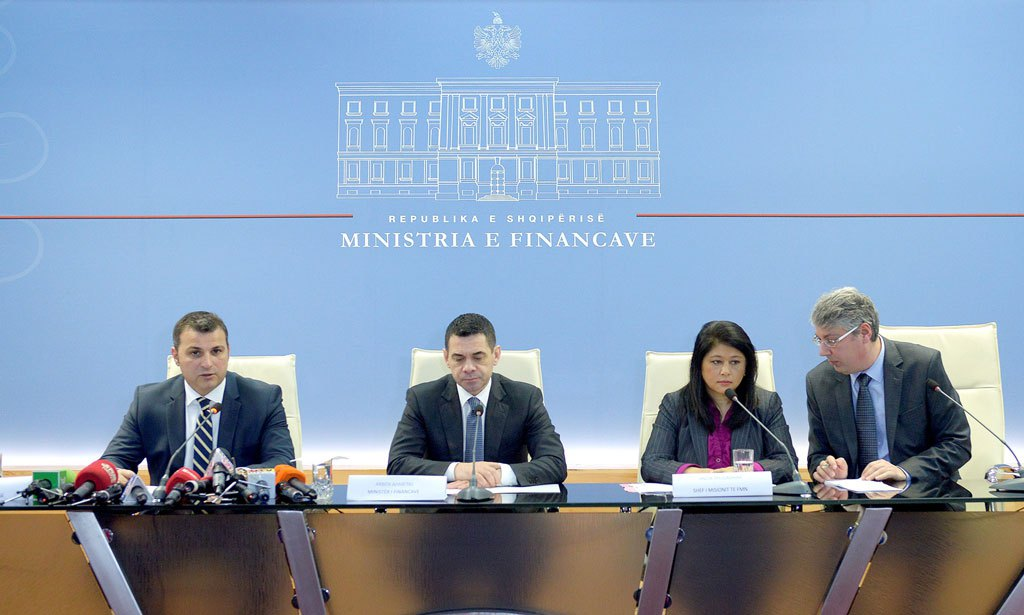 Albanian government announces plans to formalize economy