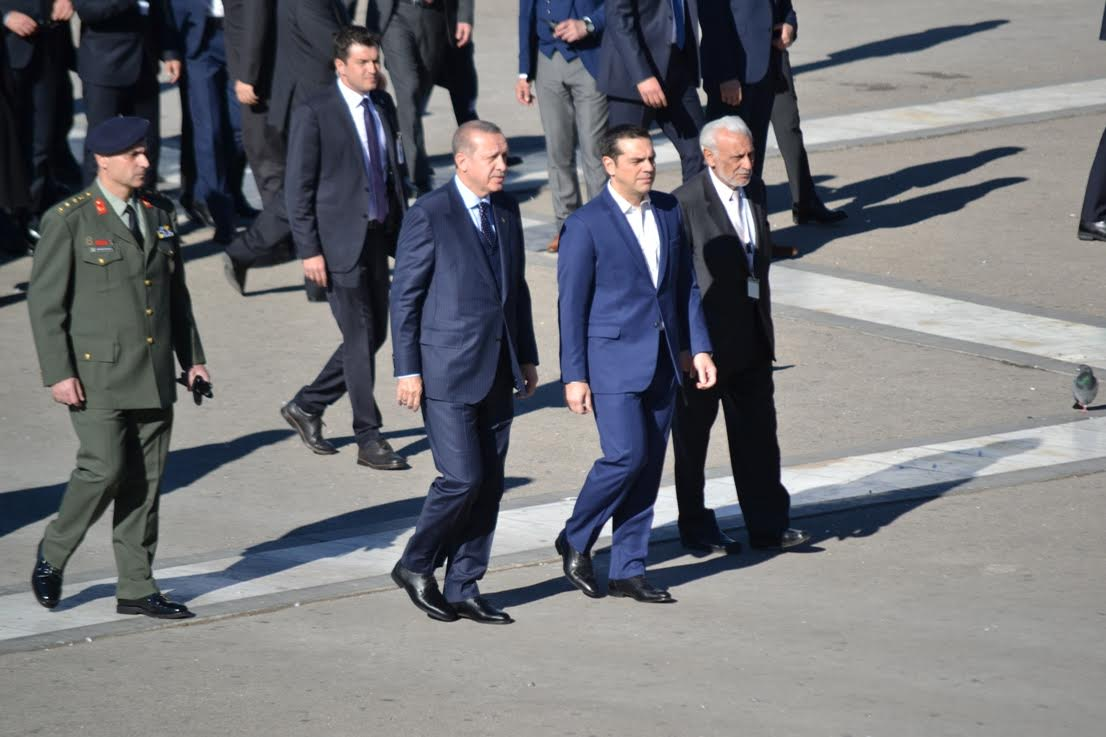 The Turkish President in Athens – Photo Gallery