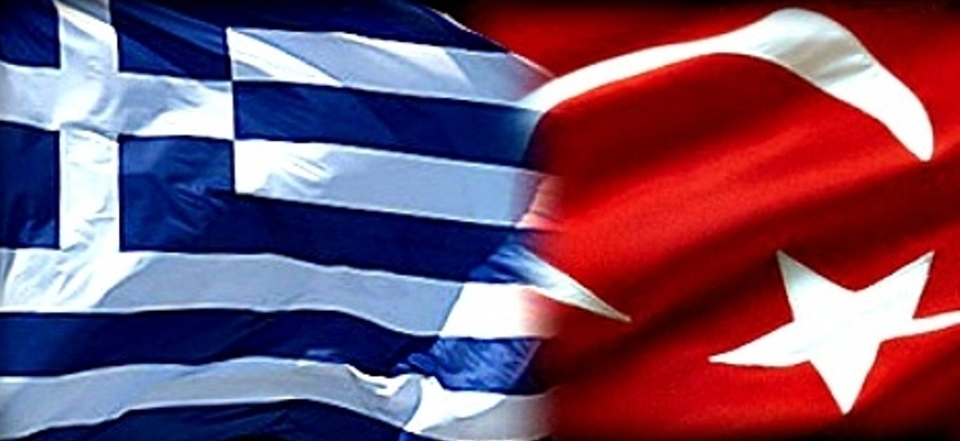 How do Greece and Turkey see their relations through the official sites of the respective MFA