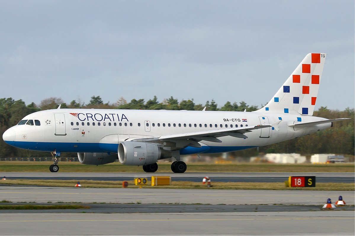 Record 2 mln passengers YTD for Croatia Airlines