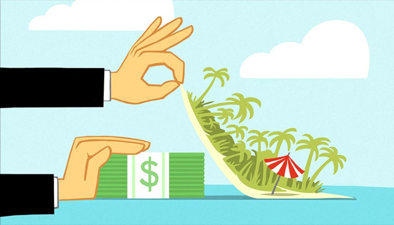 EU's blacklist of tax havens