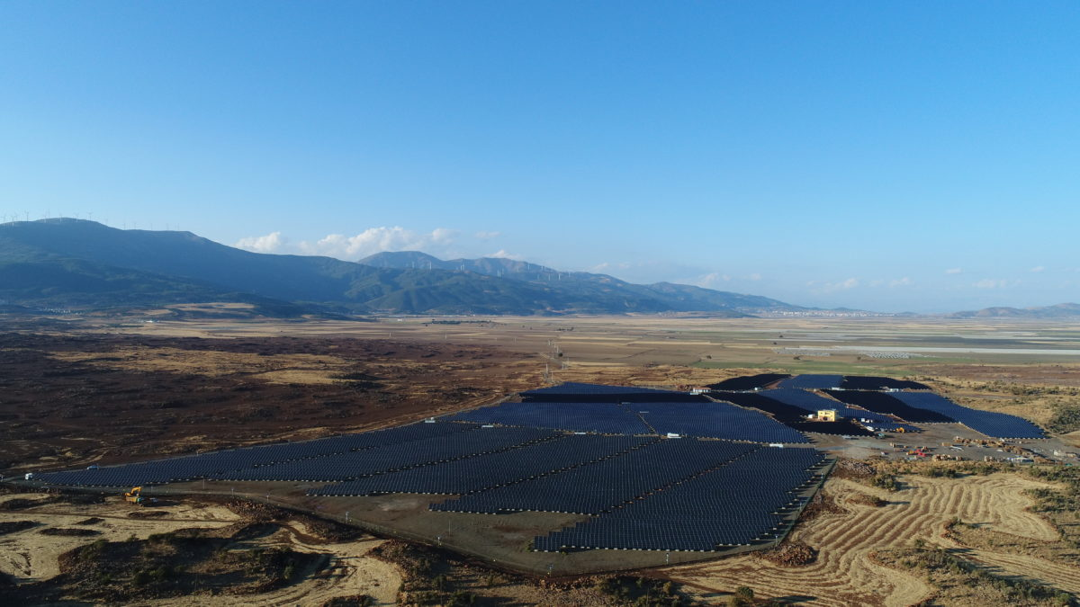 Turkish solar plant Gaziantep the largest operational PV park in the country