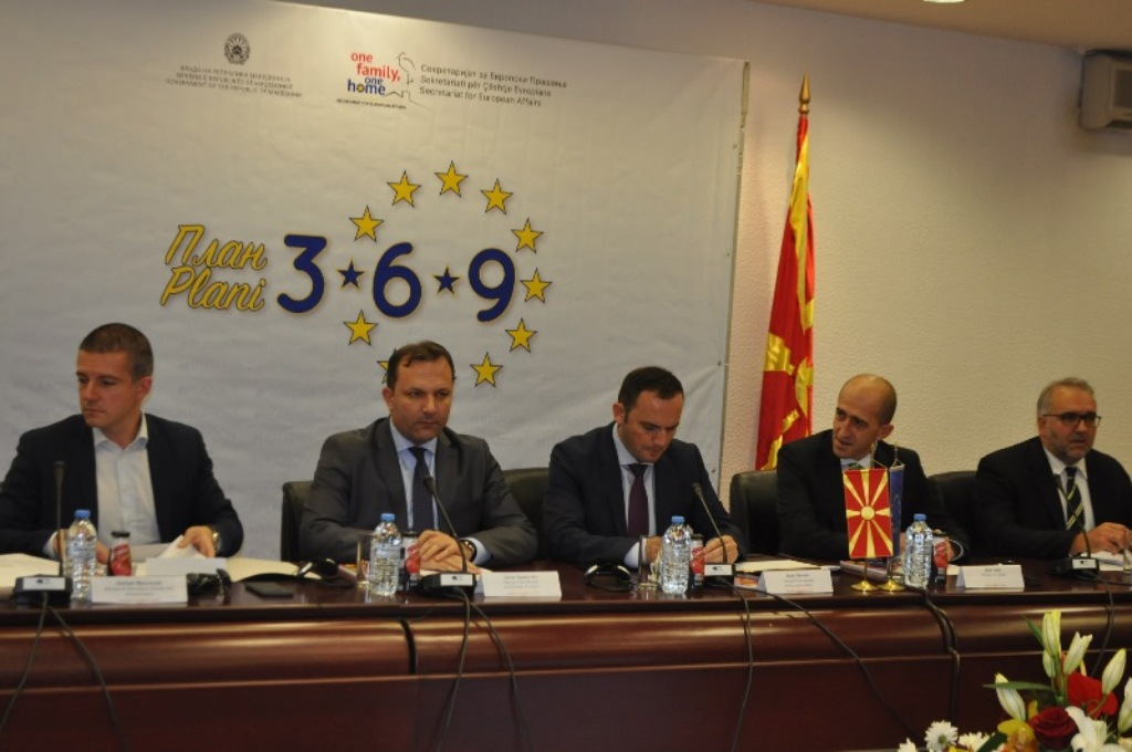 Reform plan in FYROM is proving to be a real challenge
