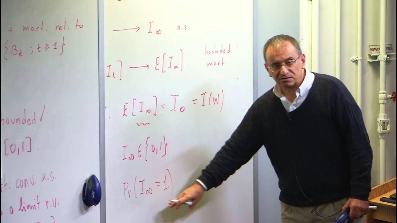 Bilkent University professor gets 2017 prize for 5G coding work