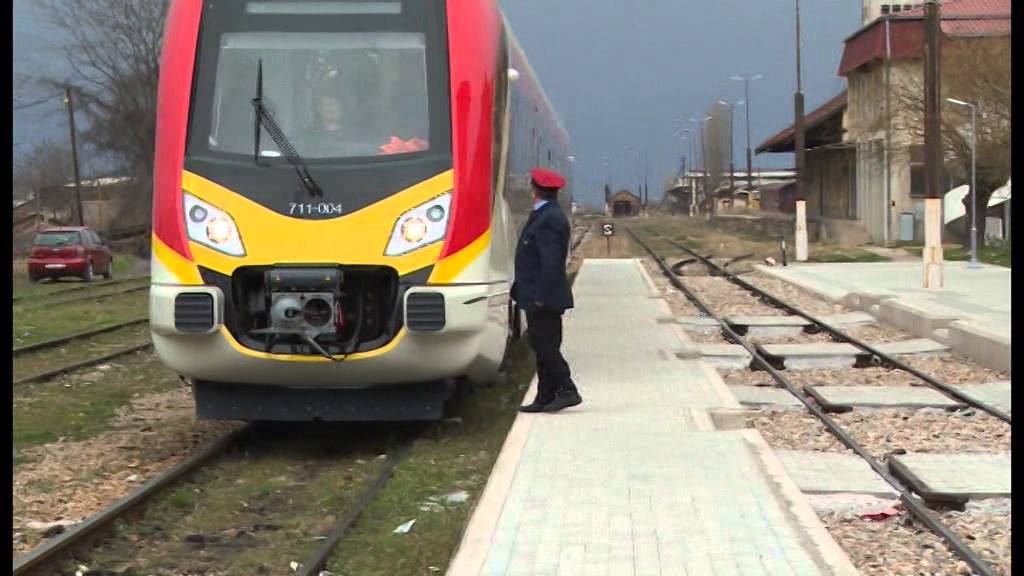 Railway project to link FYROM to Albania