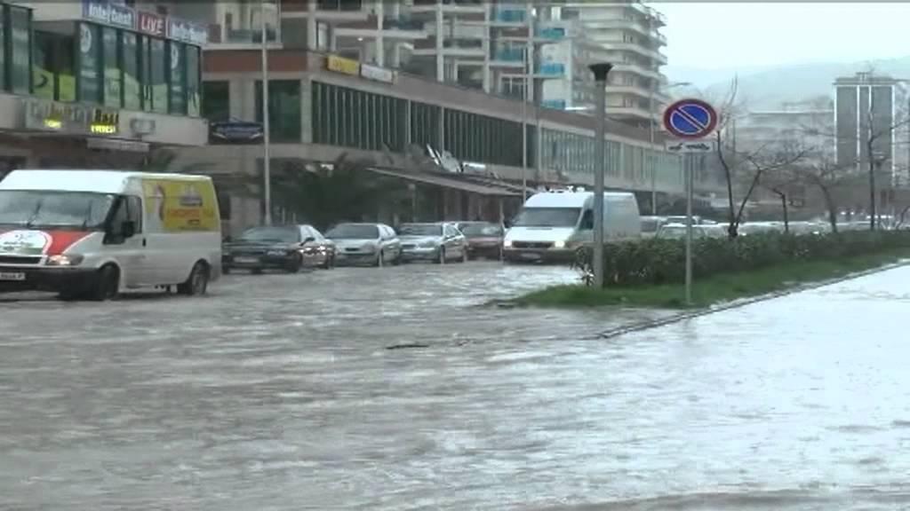Albania: Heavy rains trigger many floods