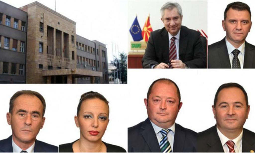 Parliament in Skopje revokes immunity for 6 VMRO-DPMNE's MPs