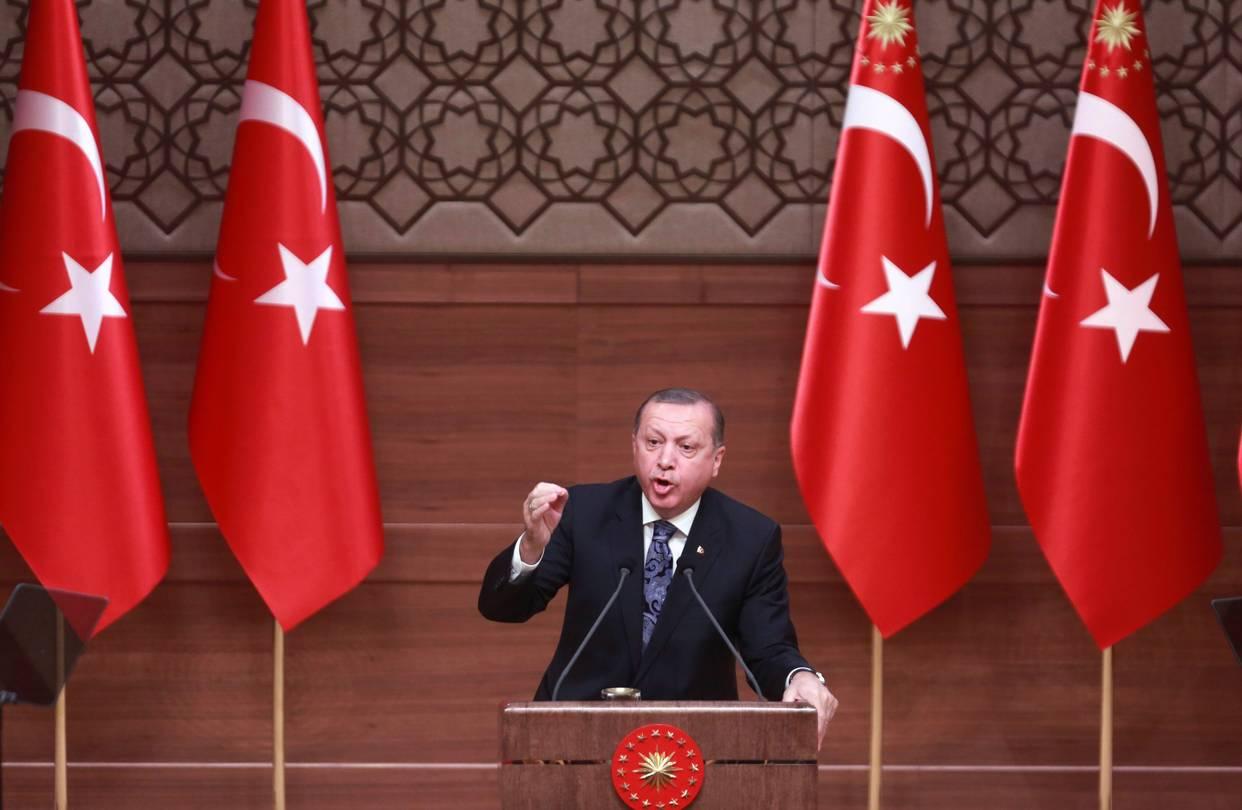 Erdogan: The FSA is not a terrorist organisation
