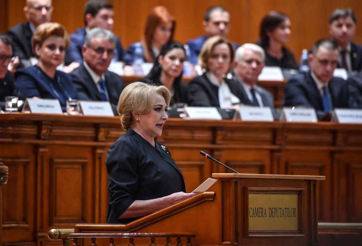 Confidencec vote for Dancila's government – Promises for wage & pension increase