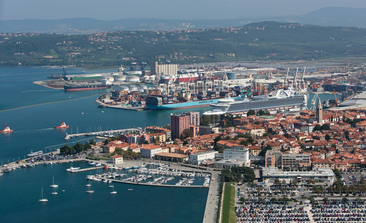Slovenia's Koper port wants to switch to green solutions