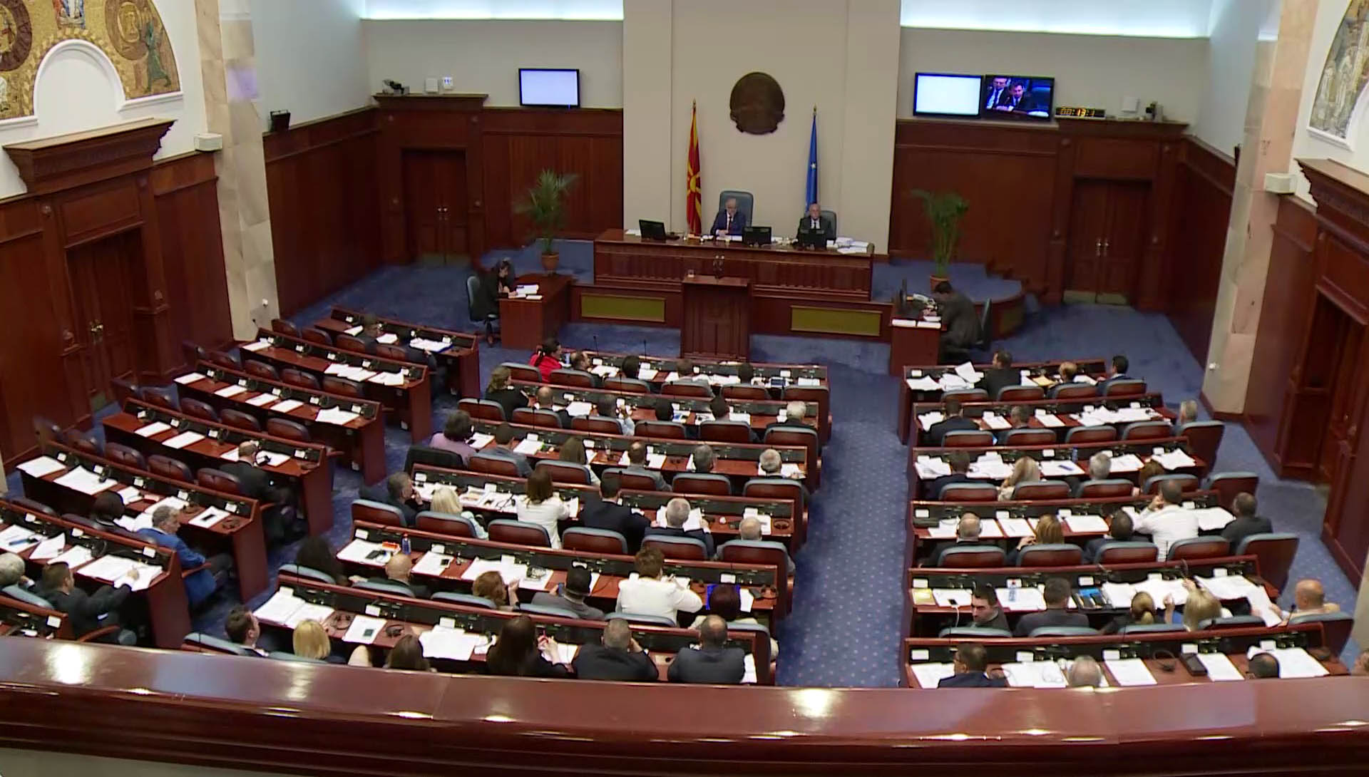 Majority and opposition agree on voting bills concerning reforms in the justice system