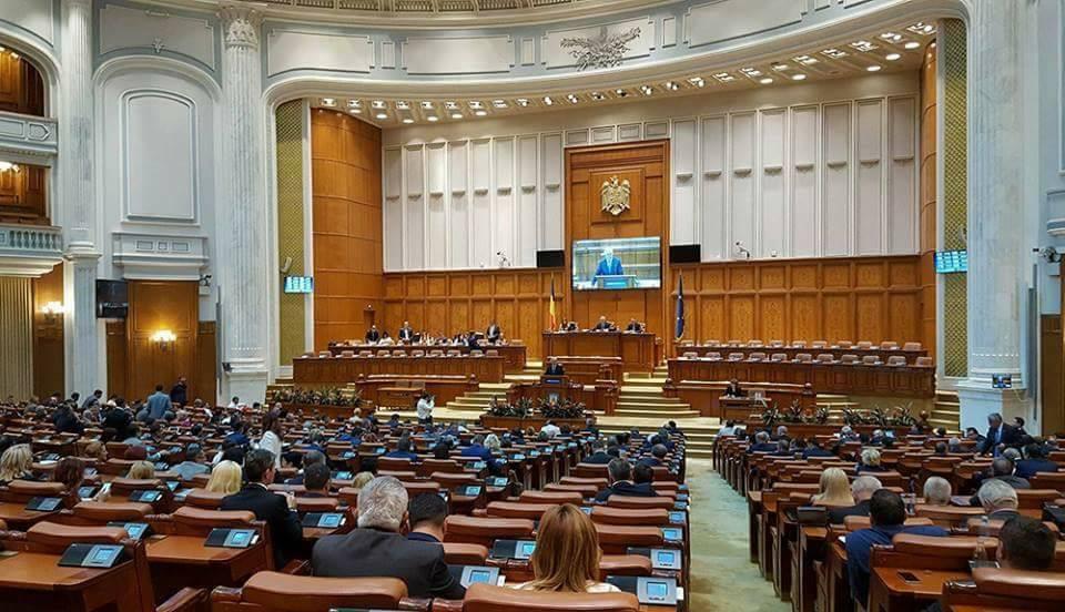 Romania: Extraordinary parliamentary session for the Dancila government