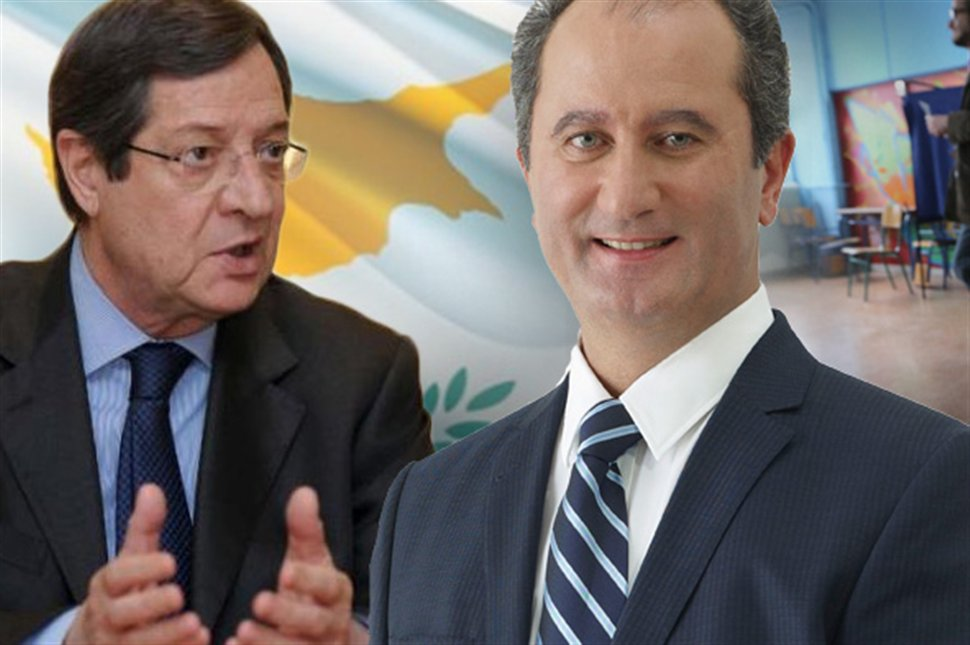 Anastasiades and Malas in the second round of Presidential elections