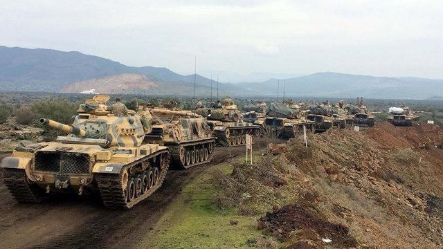 United States call on Turkey to stop all military operation immediately