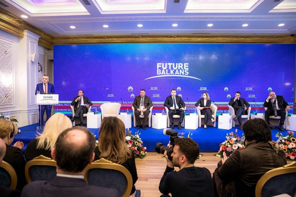 """Future Balkans"" economic forum held in Tirana"