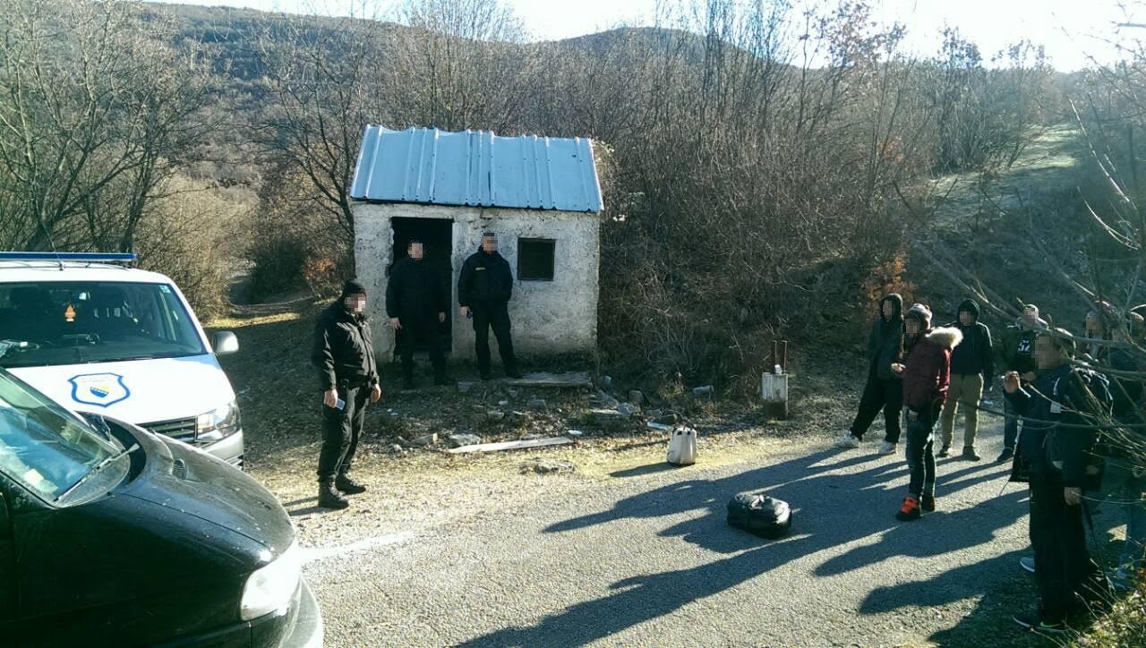 IOM in BiH demands preparations for migration crisis