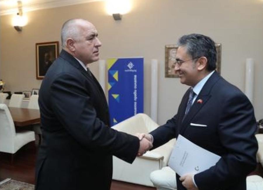 Bulgarian PM and Turkish ambassador: Dialogue between EU and Ankara must be normalised