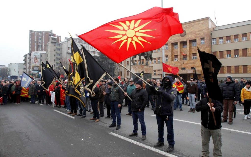 Political atmosphere in FYROM heating up