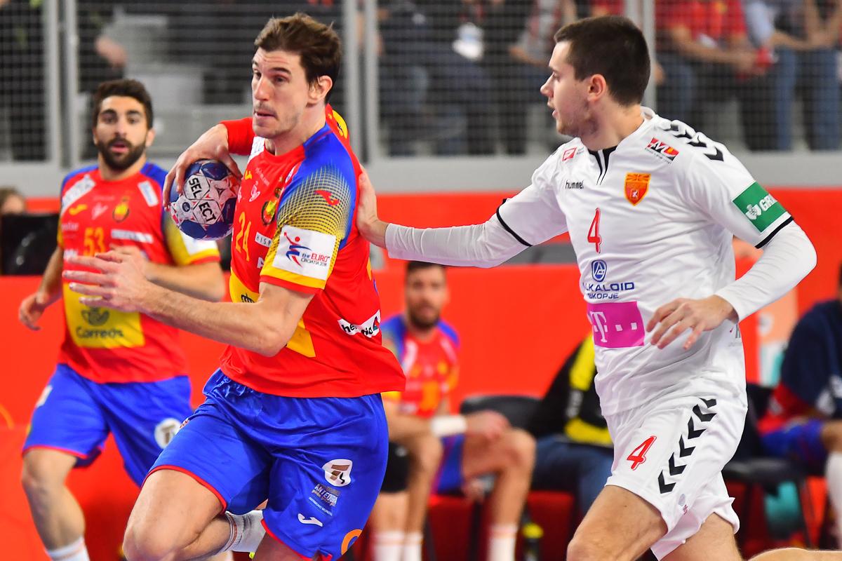 FYROM concedes a defeat against Spain