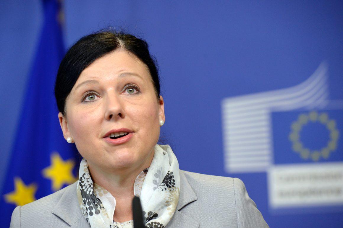 EC will not push online platforms over hate-speech posts