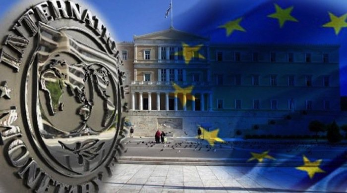 IMF: We insist on debt relief for Greece