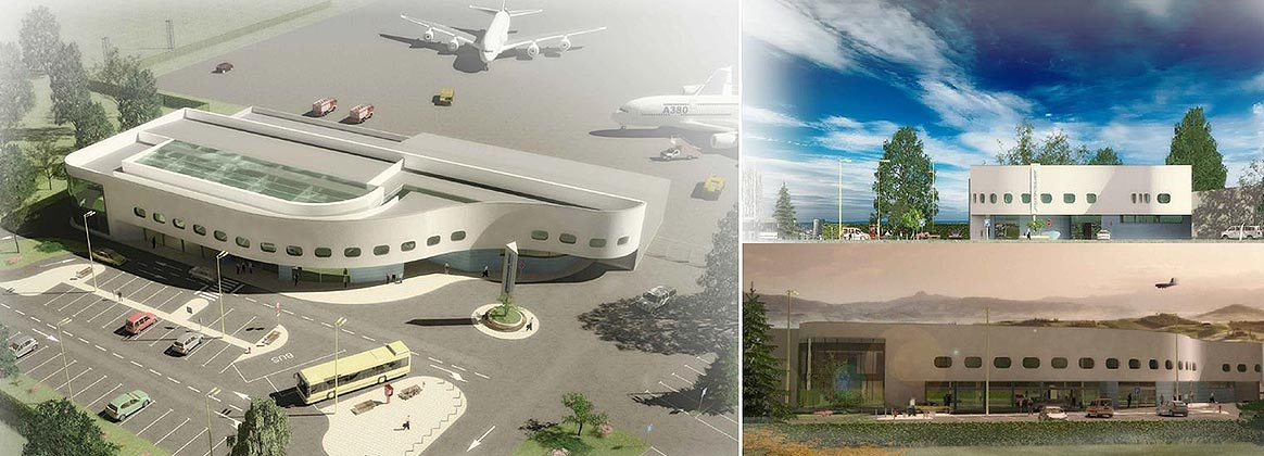 Tuzla International Airport: Reconstruction work over by May