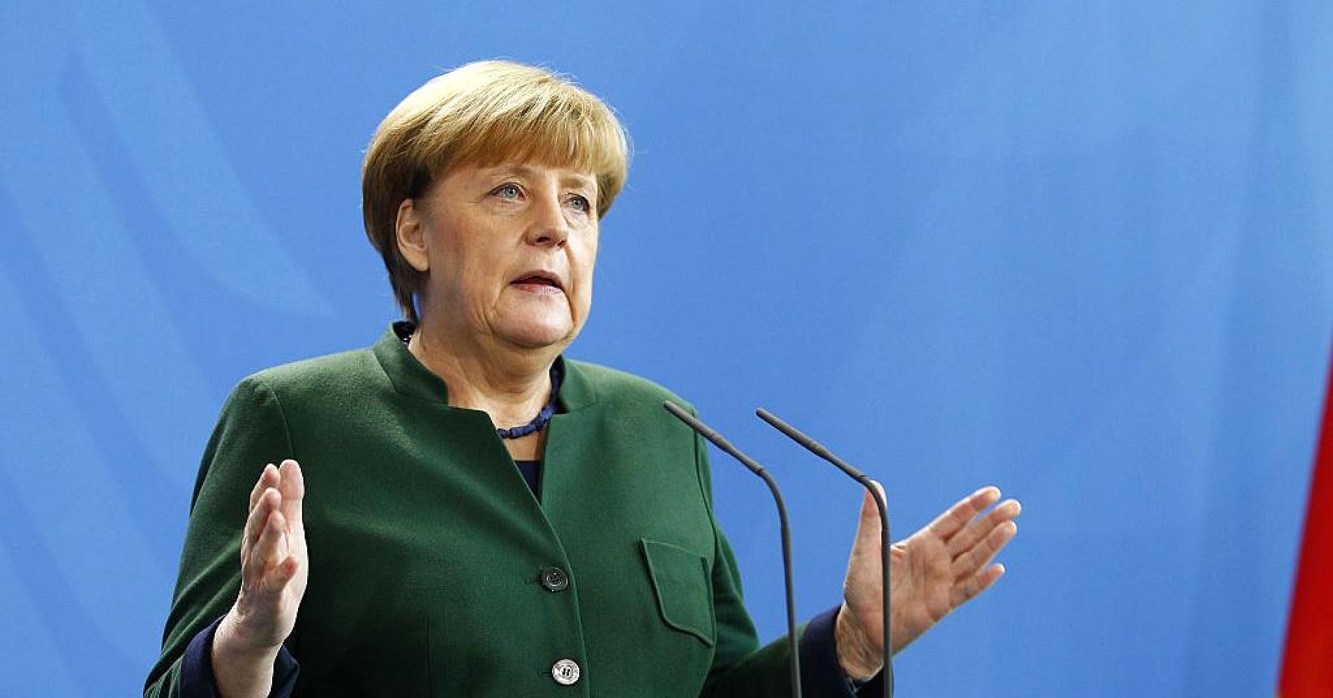 German Chancellor Merkel to visit Sofia, on Saturday