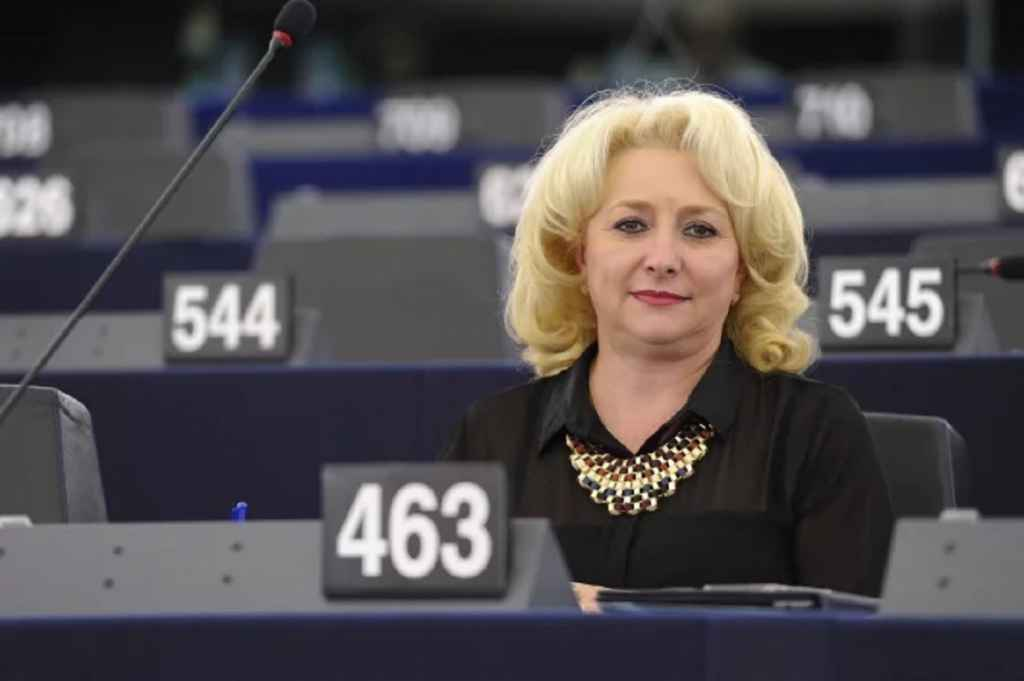 MEP Viorica Dancila new Romanian PM – First female premier in Romania