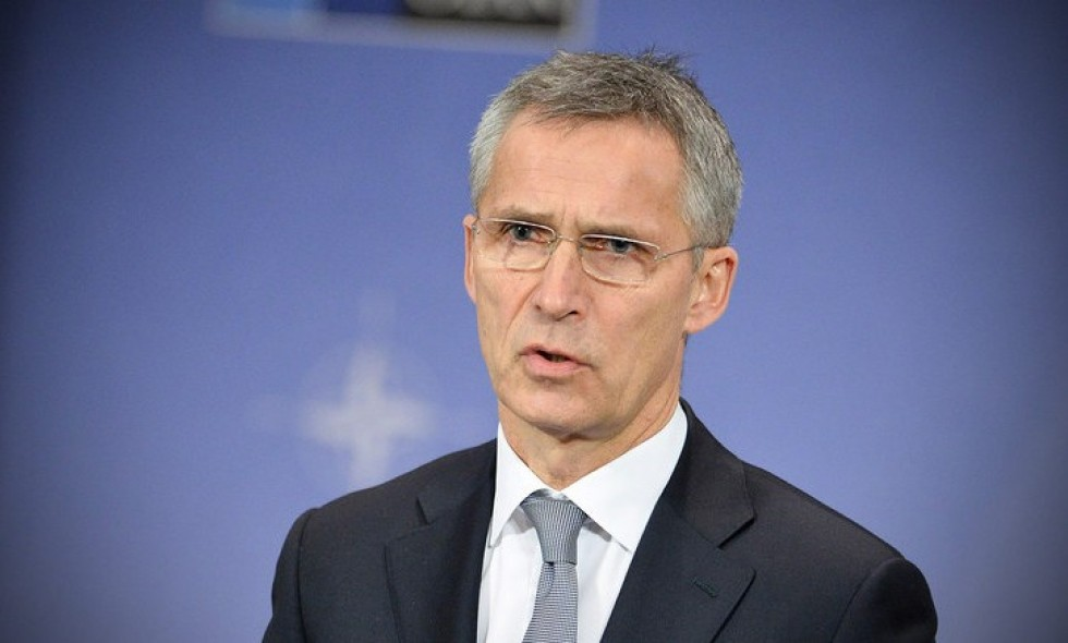 FYROM is welcomed in NATO, but name settlement is a must, Stoltenberg says