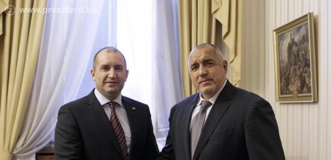 Bulgaria's President, PM welcome Skopje's ratification of good-neighbourliness treaty