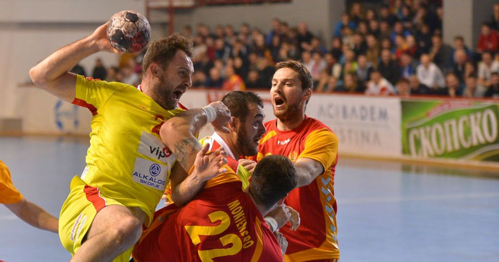Handball, FYROM qualifies for the second round of the European championship