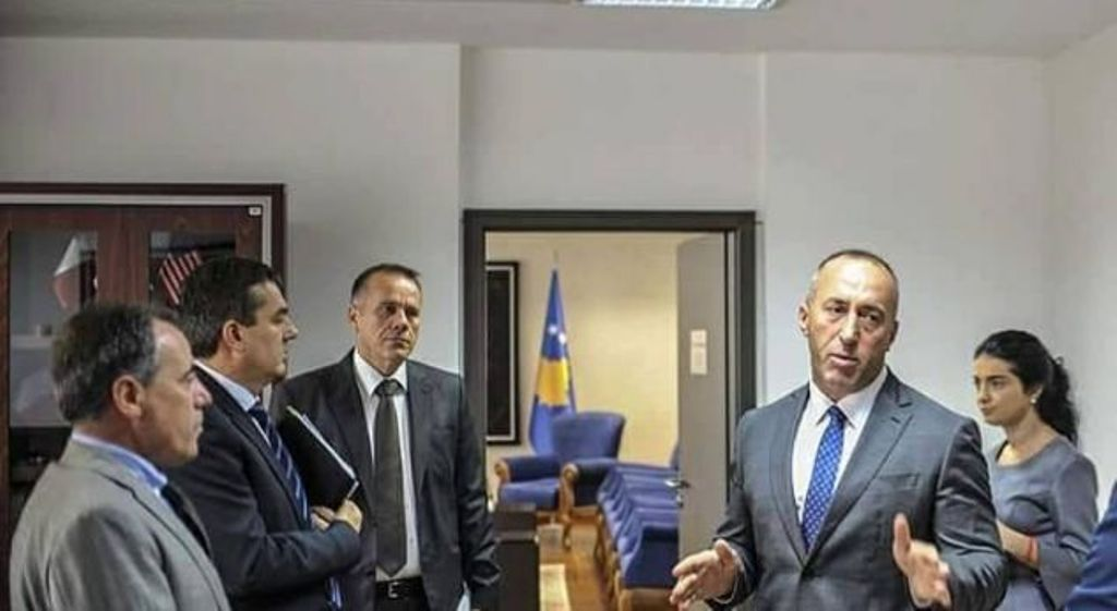 Talks between Kosovo and Serbia are suspended