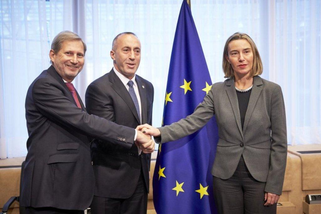 Fresh round of talks between Kosovo and Serbia