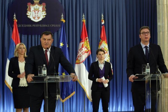 Republika Srpska-Serbia to sign the Declaration on Serb nation's survival