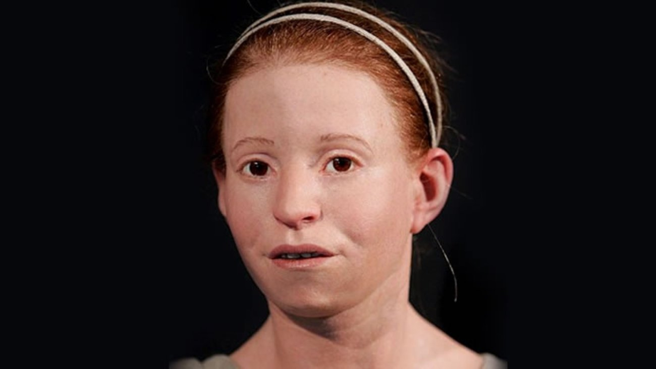 """Reconstructed face of neolithic female """"Myrtis"""" to be revealed on January 19"""