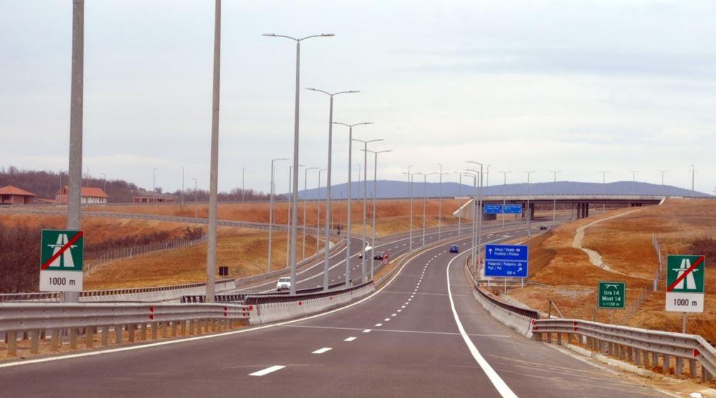Pristina-Skopje highway nearing completion