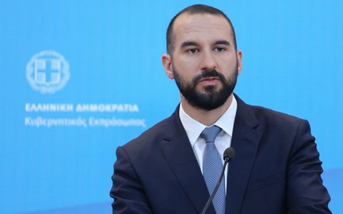 Government – main opposition in Greece continue heated exchange on fYROM name issue