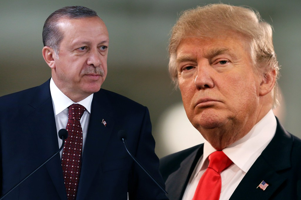 Erdogan: The U.S. trial is an attempt of a political coup