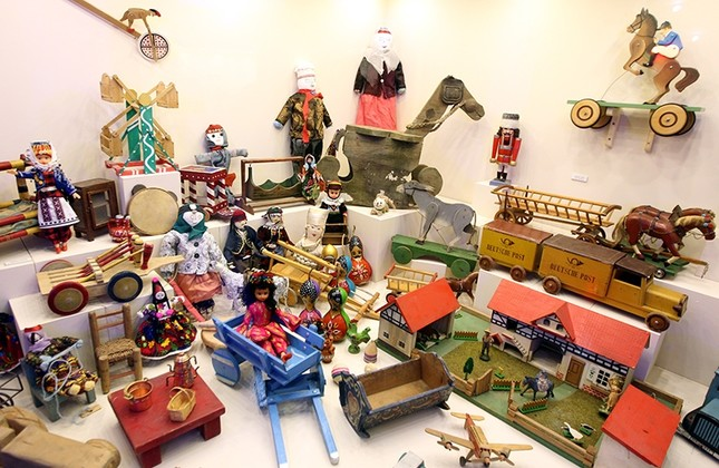 Third-largest toy museum in the world opens in Samsun, Turkey