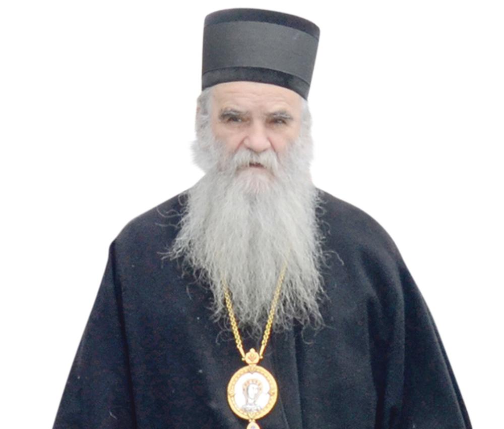 "Tabloids ""defend"" Vucic against Bishop Amfilohije"