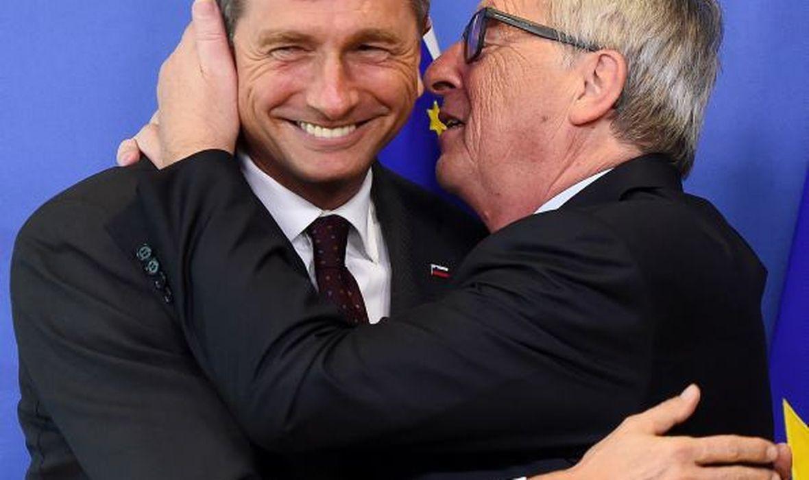 Juncker's role in the Croatia-Slovenia dispute