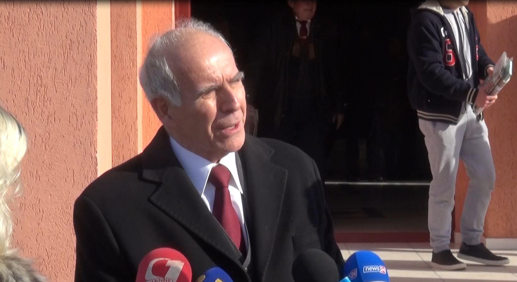 Serb ambassador to Tirana: Kosovo is Serbia