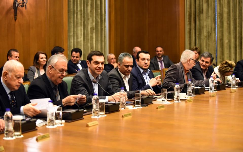 This year will be of great significance, Tsipras tells his cabinet