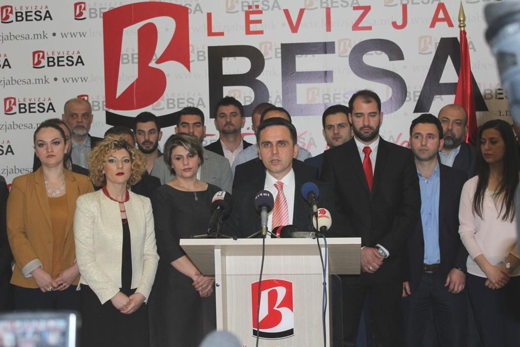 Schisms within BESA Movement in FYROM