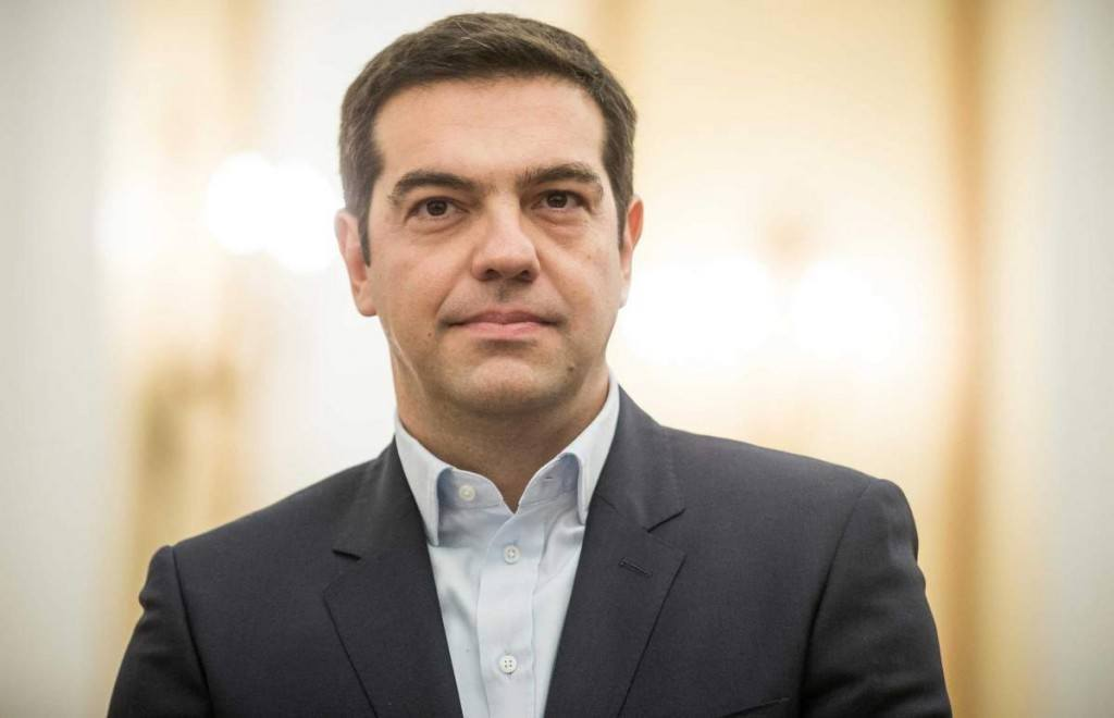 "Greek PM sees ""window of opportunity"" in 2018 to resolve name dispute"