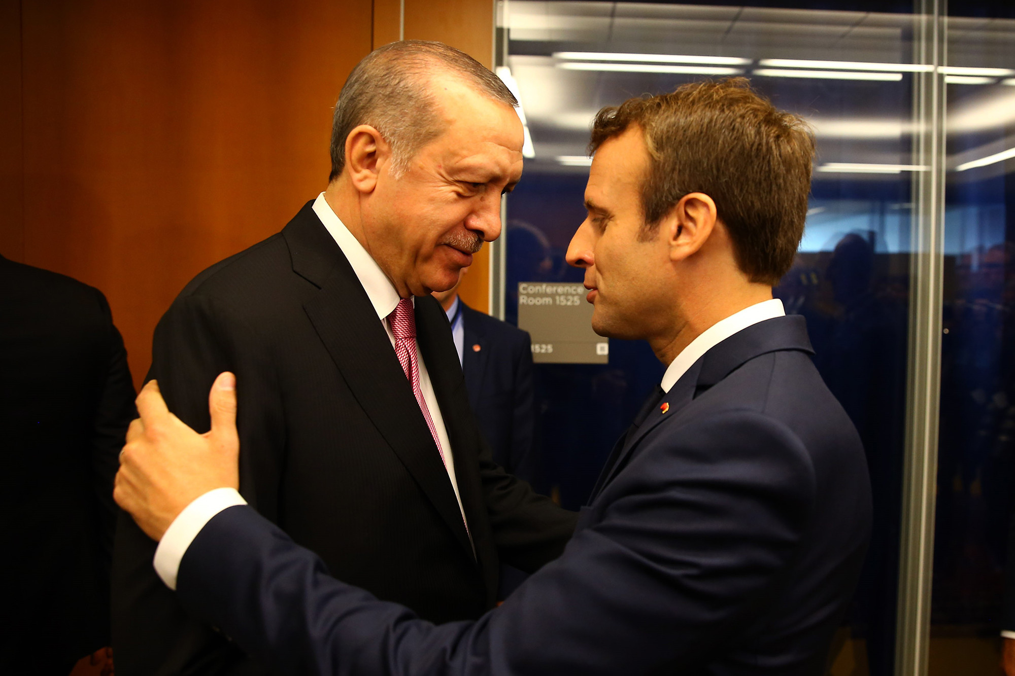 """My friend Emmanuel Macron""  – Erdogan and his Paris visit"